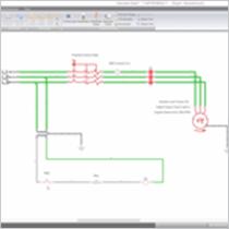 Быстрый старт - Электрика (AC/DC и Управление двигателями) - Посмотреть (стандарт NEMA) - (en)