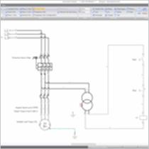 Быстрый старт - Электрика (AC/DC и Управление двигателями) - (стандарт МЭК) - (en)