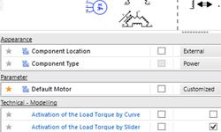 Configuração de Componentes