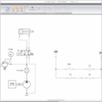 Começo rápido - Hidráulica / Eletro-Hidráulica (Padrão JIC) - (en)