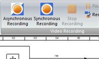 プロジェクトのビデオファイルを作成する