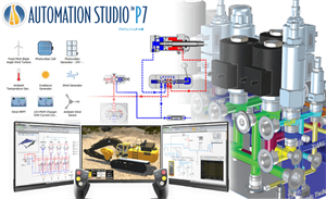 Automation Studio™ P7の新機能