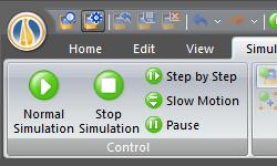 Modo Simulación
