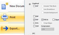Imprimir y Exportar