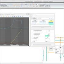 Uso de plóteres en la simulación de diagramas hidráulicos (en)