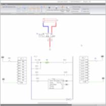 Démarrage rapide - Diagramme échelle (PLC Allen Bradley - Standard JIC) - (en)