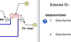 Exercices de laboratoire interactifs