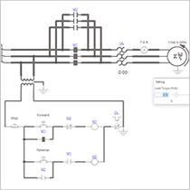 Creating a Three Phase Motor Control Circuit