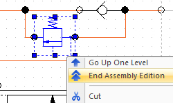 Assembly and Group Editing Functions