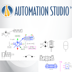 Automation Studio™ - Simulate your applications quickly and efficiently ロゴ