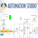 Automation Studio™ - Design a multi-technological machine Logo