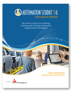 Automation Studio Educational Edition Automobilbroschüre